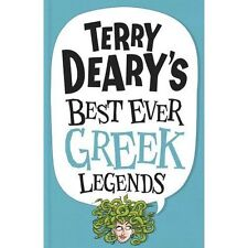 Terry Deary's Best Ever Greek Legends, Terry Deary, Very Good condition, Book