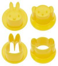 SKATER LKVN1 Vegetable Mold Miffy Japan