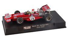 Slot It Policar March 701 - 1970 Spa 1/32 Scale Slot Car CAR04A