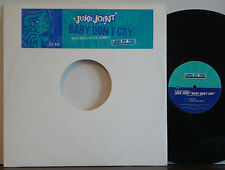 """JUKE JOINT Baby Don't Cry EXC 2004 LOOK AT YOU 12"""" deep house DJ SENSE/DJ DEALER"""