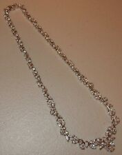Suzanne Somers Sterling Silver Necklace