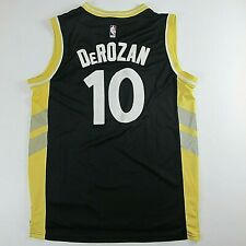 NBA Toronto Raptors Demar DeRozan Adidas Jersey Swingman Medium