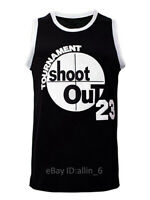 MOTAW 23 Above The Rim Shoot Out Tournament Men's Basketball Jersey Black