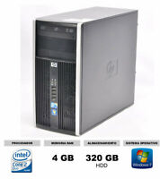 Ordenador Hp 6000 Pro Mt Dual Core 2.93 ghz 4 Gb ram 320gb Hd