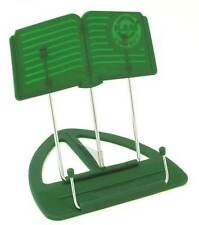 The 'CLASSIC' Book Stand Book Holder Green