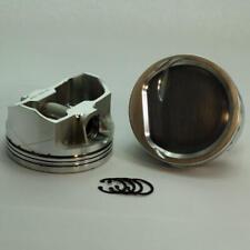 "DSS Piston Kit K1-3412-4040B; 4.040"" Bore -31cc Dish for Ford 351W Stroker"