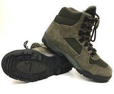 Vasque Alpha GTX Womens Suede Hiking Trail Boots 7473 Gore-Tex Sz 8.5 US Taupe