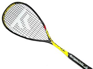 Tecnifibre Carboflex Cannonball 125 Squash Racket FREE Express Shipping