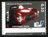 Repubblica Italiana 2003 Berlinetta Cisitalia n. 2707 - varietà ** (m279)