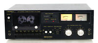 CROWN CTD-2050 HiFi STEREO CASSETTE DECK