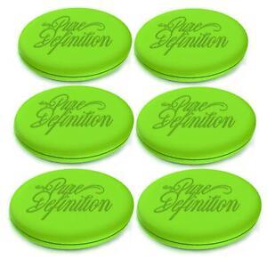 Car Wax Applicator Pad Polishing Pads 6 Pack Foam Car Polish App Pure Definition