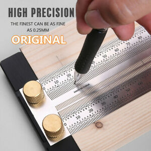 Ultra Precision Marking Ruler T Type Square Woodworking Tool  2020