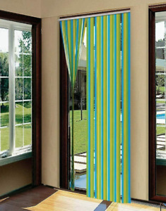 Door Strip Curtain Stop Flying Insect Mosquito Bug Blind Screen Flies PVC