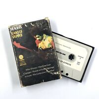 JIMI HENDRIX Band Of Gypsys - Cassette Tape - Slipcase 1971 Capitol Records