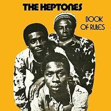 Heptones Book of Rules LP Get on Down Vinyl Record Reggae Reissue