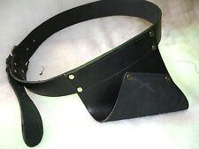 Leather pick holder belt sdc 2300 metal detecting mine lab metal detector gold
