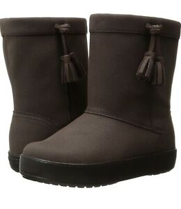 Crocs Lodgepoint Boot Toddler Size 8