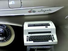 IBM Selectric typewriter Reconditioned to new spec. Commercial-grade. Rare find!