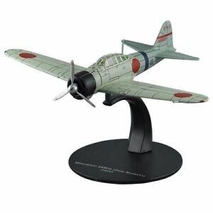 Avion Mitsubishi A6M2a Zero 11 - 1/72 WW2 militaire DeAgostini AC19