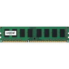 Crucial 4GB Ddr3l 1866 MT/s Pc3-14900 Udimm 240pin