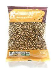 Cilantro Corriander Seeds/Dried Whole Coriander Seed/Ceylon Spices 100g