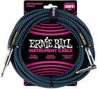 ERNIE BALL 6060 Instrumentenkabel Kl-WKl 7,62m nbl for sale