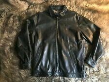 Polo RALPH LAUREN || Cazadora de piel | Leather Jacket . Talla M