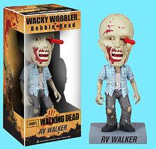THE WALKING DEAD RV WALKER ZOMBIE WACKY WOBBLER BOBBLE HEAD FUNKO 6.5 Inch 3038