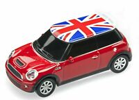 Autodrive Mini Cooper 16GB USB Stick UK rot Speicherstick Flash Drive Speicher