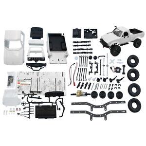 WPL C24-1 4WD 1/16 2.4G Crawler RC Car Vehicle Model WPL RC DIY Kit Unassembled