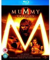 The Mummy Trilogy [Blu-ray] [DVD][Region 2]