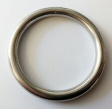 304 Stainless Steel Round Ring - 45mm Internal Diameter