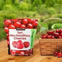 Kirkland Tart Montmorency Whole Dried Cherries 567G