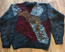 Vintage Koman Men's Size Medium Crew Neck Sweater Excellent Condition