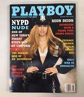 PLAYBOY AUGUST 1994 – MARIA CHECA – DEION SANDERS – NEW YORK'S FINEST NUDE!