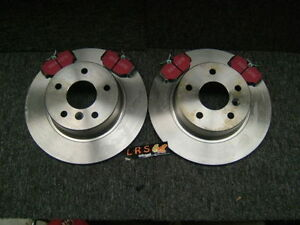 Land Rover Discovery 1 300tdi Front and Rear Brake Discs and Pad Kit