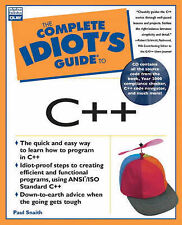 The Complete Idiot's Guide to C++, By Paul Snaith,in Used but Acceptable conditi