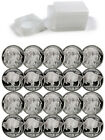 Roll of 20 - 2013 American Indian - Buffalo 1 Troy Oz .999 Fine Silver Rounds