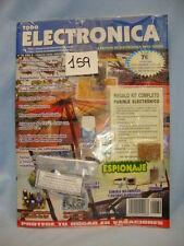 REVISTA - MAGAZINE TODO ELECTRONICA. Nº 39 AÑO X. KIT REGALO.  COD$*159