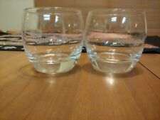 2 KERRYGOLD DRINKING GLASSES G543