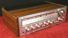PIONEER SX-750 AM FM Stereo Amplifier Receiver Late 1970s 50 Watts / Channel