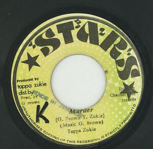 """"""" MURDER."""" tappa zukie. STARS 7in 1978."""