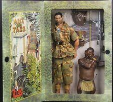 21st Ultimate Soldier The Villains AUZ & TAZZ MANTRACKERS 1/6 Figure