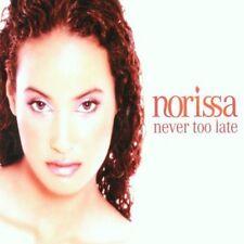 Norissa Never too late (2002) [Maxi-CD]