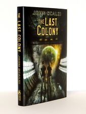 John Scalzi The Last Colony, Old Man's War 3, Subterranean Press Signed Limited