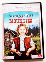 Susannah of the Mounties - SHIRLEY TEMPLE - dvd Très bon état
