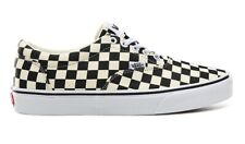 Vans Doheny Checkerboard Trainers. Black & White. Size UK13