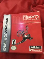 Dave Mirra Freestyle BMX 2 (Nintendo Game Boy Advance, 2001)