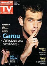 Mag rare TV HEBDO 2001: GAROU