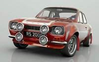 GREENLIGHT FORD ESCORT RS2000 MK.1 diecast model road car RHD 1974 1:43rd scale